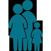 Consulta de psicología, terapia familiar