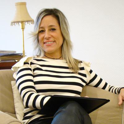 Yolanda Vicente Vidal, psicologa